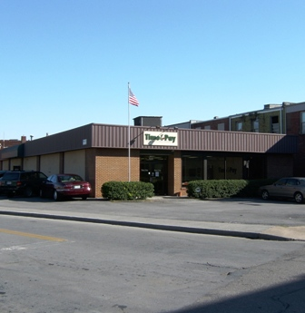 photo of time and pay building